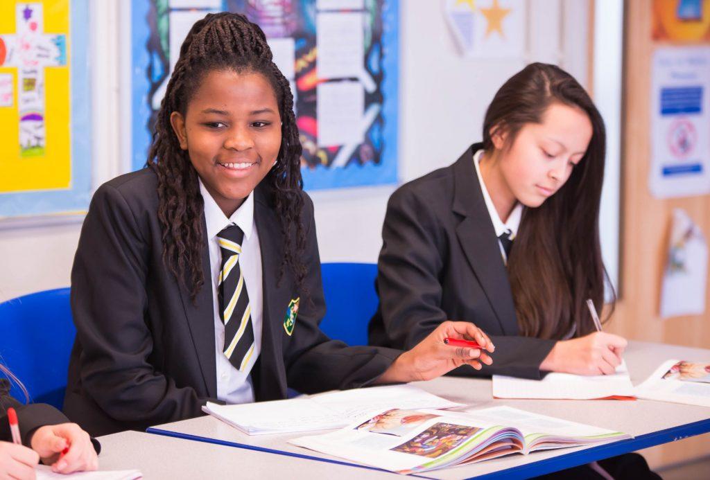 British senior school