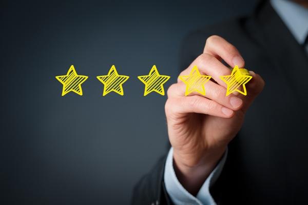 Amass Good Reviews