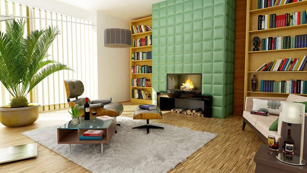 Importance of decorating your home